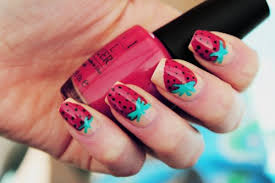 bring out your crackle nail polish simplefastelegant nail art