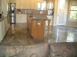 Kitchen Floor Options by Kitchen Floor Options Awesome Fresh Ideas For Kitchen Flooring
