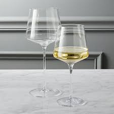 wine glasses muse wine glasses cb2
