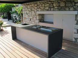 construire sa cuisine d été cuisine d été top cuisine