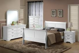 Black King Bedroom Furniture Sets Semi Gloss Sleigh Like Bedroom Furniture Set 170 In Cherry Black White
