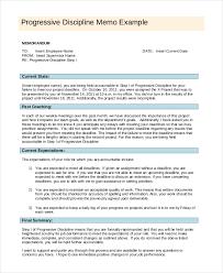 employee memo template internal memo to employee 7 internal memo