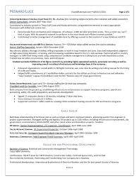 Recruiter Sample Resume Resume Recruiter Sample Resume