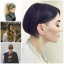 ponytail hairstyles haircuts hairstyles 2017 and hair colors