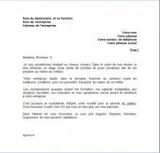 Lettre De Demande De Visa En Anglais exemple de lettre en francais modele lettre de motivation pour un