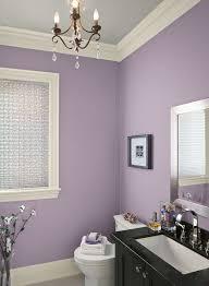 purple bathroom ideas pretty playful purple bathroom paint