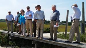 state official says sandwich u0027s town neck beach project is working