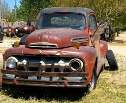 Ford Old Pickup Truck - old ford mike u0027s look at life