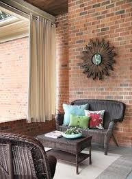 Patio 26 Cheap Patio Makeover by Love My New Patio Makeover With Painters Tarp Curtains For The