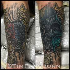 timpangburn skull cover up cover up cover up coverup