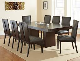 9 dining room sets steve silver antonio 9 dining room set w charcoal