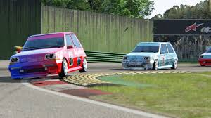 renault super 5 renault super 5 gt turbo cup racedepartment