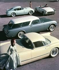 1953 corvette wagon 679 best corvettes images on chevy car and corvettes