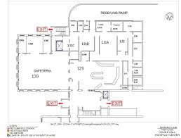 Fire Exit Floor Plan Fire Evacuation U0026 Safety Maps The Southern Baptist Theological