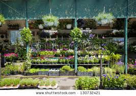 flower shops in outdoor flower shop stock photo 130732418