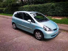 new mot honda jazz 1 4 se petrol 2003 mint green manual gearbox 5