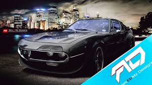 alfa romeo montreal wallpaper virtual tuning alfa romeo montreal youtube