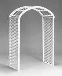 how to build garden arch trellis my journey