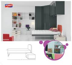 Interior Design For Kids by Design For Kids Double Bed Room With Master Bed Jacpl
