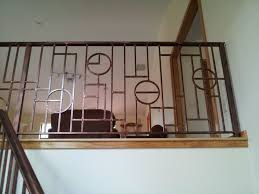 wrought iron balcony railing spaces modern with balcony rails
