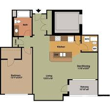 One Bedroom Floor Plans Third Ward One Bedroom Apartment Floor Plans Jackson Square