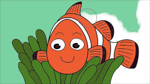 finding nemo coloring page 2 little hands coloring book youtube