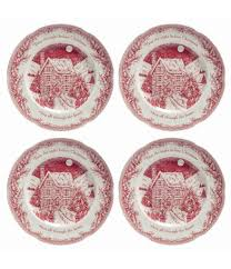 johnson brothers u0027twas the night dinnerware collection dillards