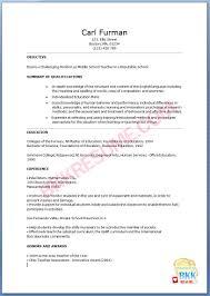 teacher resume samples for new teachers cio sample resume chief information officer resume it resume free school teacher resume samples resume samples education