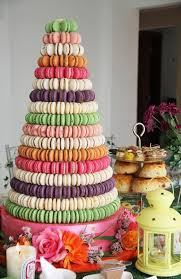 127 best macaron tower images on pinterest macaron tower towers