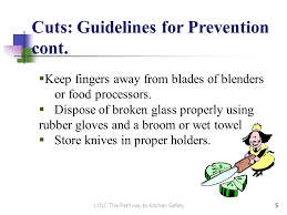 how to dispose of kitchen knives safely kitchen knife king 1 01 c the pathway to kitchen safety ppt download