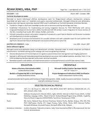 Best Resume Software Software Developer Resume Software Developer Resume Fails