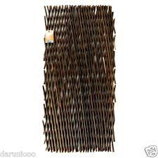 Willow Trellis Expandable Willow Trellis Natural Brown Color Unpeeled And Heat