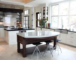 island kitchen table combo counter height table island kitchen contemporary kitchen idea in