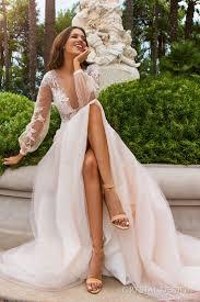 46 Pretty Wedding Dresses With by Best 25 Sheer Wedding Dress Ideas On Pinterest Mermaid Wedding