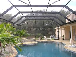 pinellas county pool enclosures for homes from clearwater to