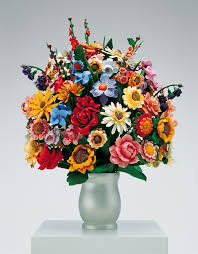 How To Arrange Flowers In A Tall Vase Koons In Paris More Is Less