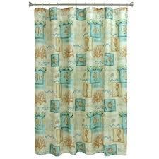 Shower Curtain Blue Brown Shower Curtains U0026 Bathroom Curtains Linens N U0027 Things