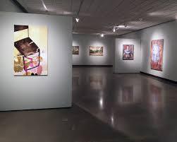 painters hiestand galleries art cca miami university
