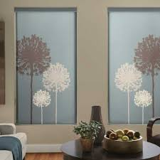 custom graphics shades accent verticals window coverings serving
