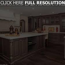 backsplash kitchen cabinets with dark floors best dark cabinets