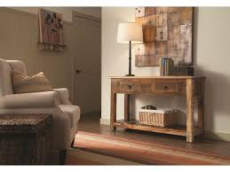 Accent Cabinets by Coaster Accent Cabinets Rustic Console Table W Drawers Del Sol