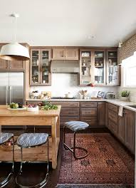 oak kitchen cabinet finishes how to choose cabinet materials for your kitchen better