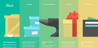 modern web design 50 exles of flat web design for inspiration