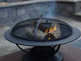 patio fire pits installing a dry fit wood burning outdoor fire pit armchair