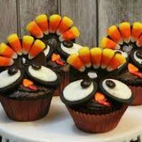 thanksgiving cupcake recipes decorations bootsforcheaper
