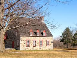 Colonial Farmhouses by Architecture Of Quebec Wikipedia
