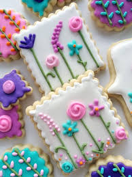 best 25 decorated cookies ideas on royal icing