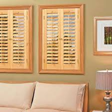installation mounting hardware wood shutters plantation