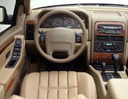 2005 Grand Cherokee Interior Jeep Grand Cherokee Wj Interior Colors