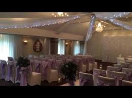 Celing Drapes Ceiling Drapes For Weddings Stanley House Hotel U0026 Spa Youtube